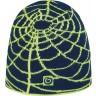 Caciula Brekka Naughty Beanie Spider Verde/Negru