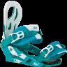Legaturi Snowboard Nitro Lynx Albastre
