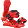 Legaturi Snowboard Nitro Team Supersize Rosii