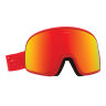 Ochelari schi si snowboard Electric Electrolite Red Brose/ Red Chrome