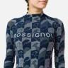 Bluza First Layer Femei Rossignol W Droite Underwear Top Dark Navy (Bleumarin)