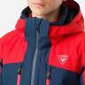 Geaca Ski Copii Rossignol Boy Controle Jkt Dark Navy (Bleumarin)