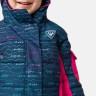 Geaca Ski Copii Rossignol Kid Flocon Pr Jkt Girly Font (Roz)