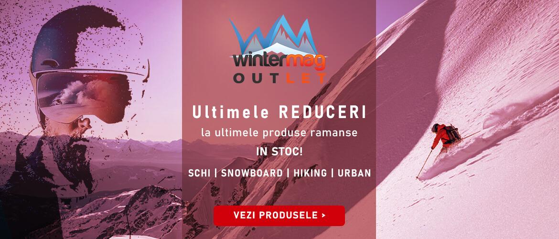 outlet wintermag reduceri de iarna la pantaloni, geci si echipamente pentru schi sau snowboard