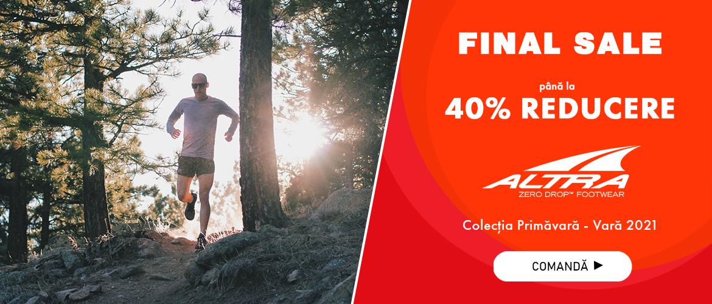 Final Sale Colectia Altra Running primavara-vara 2021