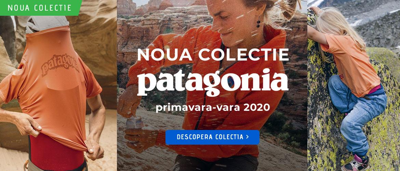 Noua colectie patagonia pentru alergare, drumetie si oras!