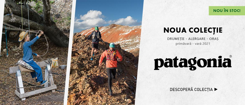 Noua Colectie Patagonia primavara-vara 2021