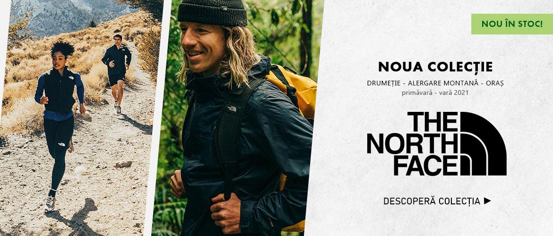 Noua Colectie The North Face primavara-vara 2021