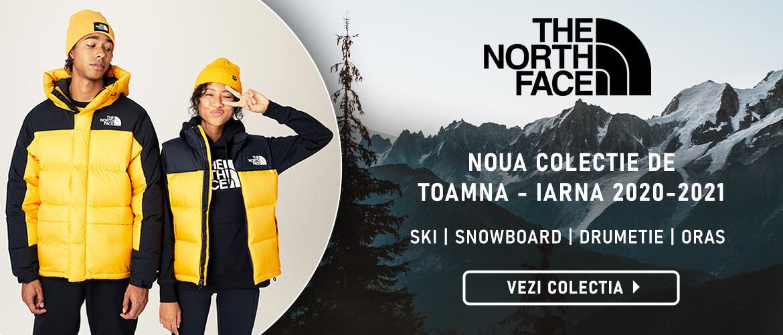 Noua colectie The north face - Wintermag.ro
