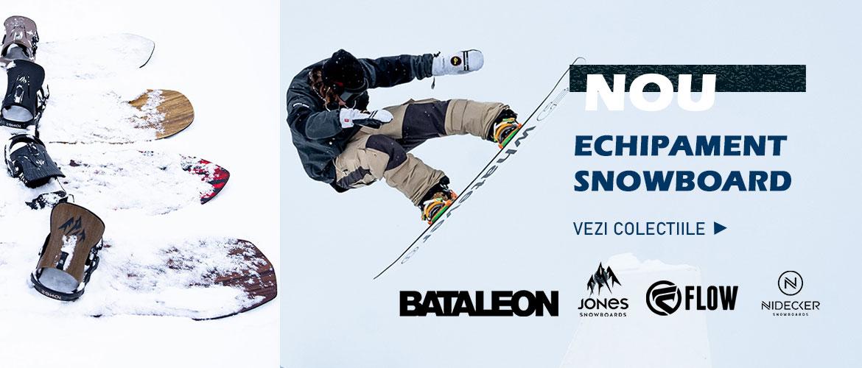 Noua colectie de snowboard 2020-2021- Wintermag.ro
