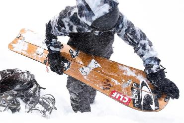 echipamente snowboard