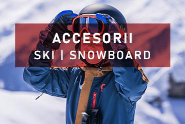 Accesorii ski & snowboard : casti, ochelari, bete, protectii, sosete, caciuli / WINTERMAG.RO