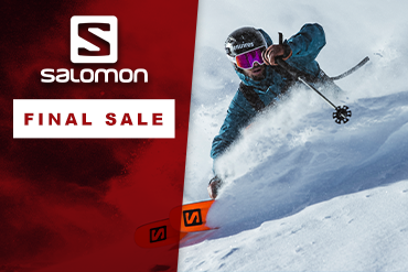 Final Sale Salomon