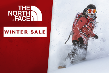 Winter Sale the north face