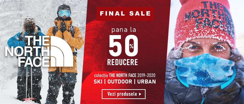 geci pantalini si echipament schi/ski the north face pentru barbati, femei si copii