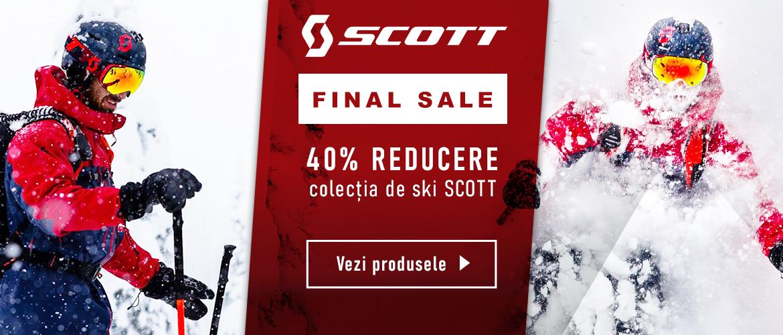 echipamente pentru schi Scott