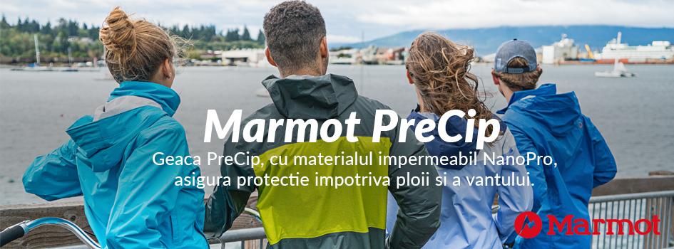 Geci Marmot PreCip