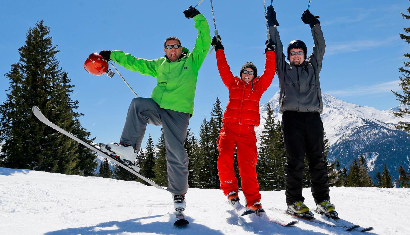 Ghidul începătorului: Cum îți alegi echipamentul de schi