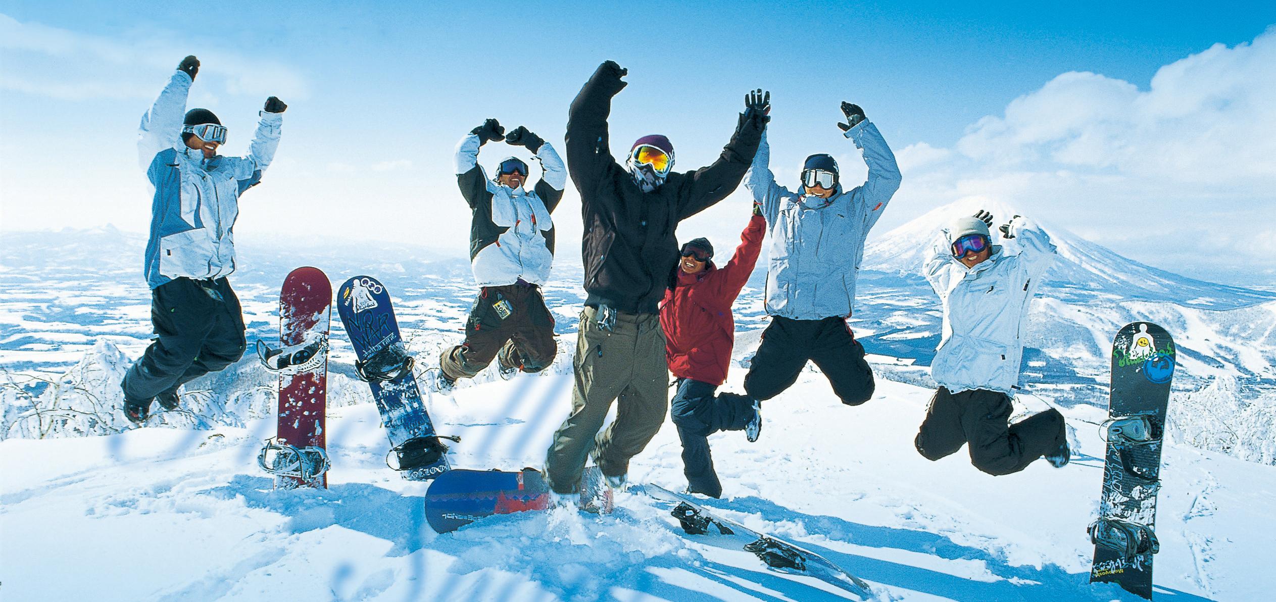 Echipamentul de snowboard al incepatorului: 5 lucruri necesare